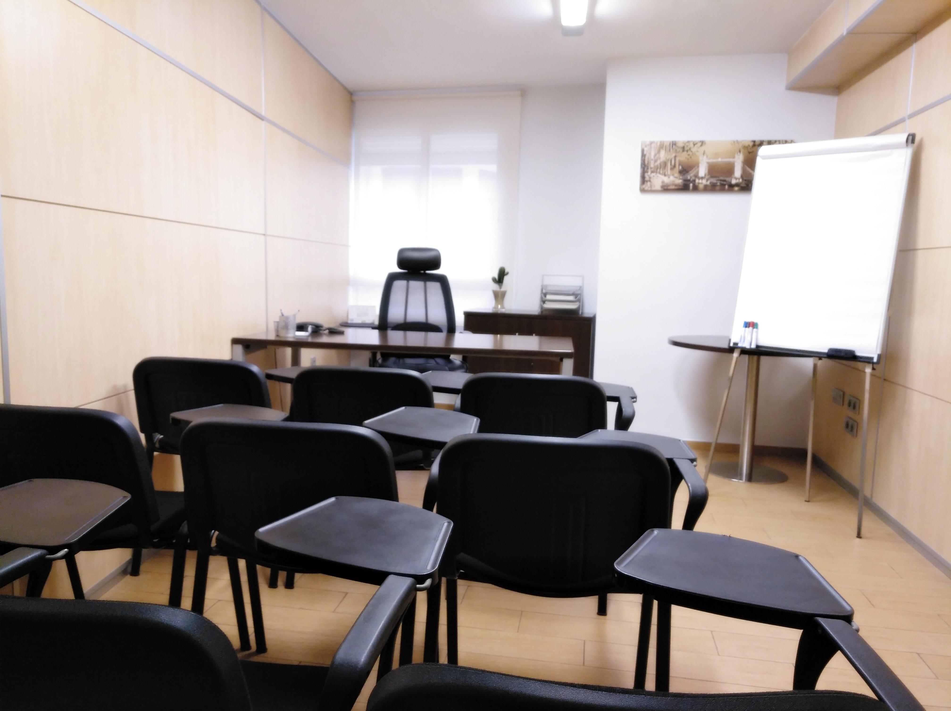 Alquiler de sala de formación en Castellón